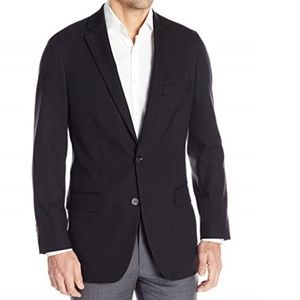 Haggar Men's in Motion Tailored Fit Blazer 40 Reg